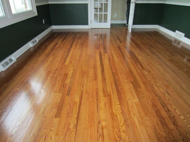 Professional Wood Floor Installation Cleveland Photo