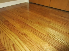 hardwood floor refinishing cleveland
