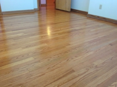 hardwood floor finishing and staining cleveland