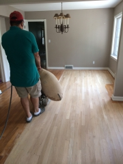 dustless sanding hardwood floors cleveland