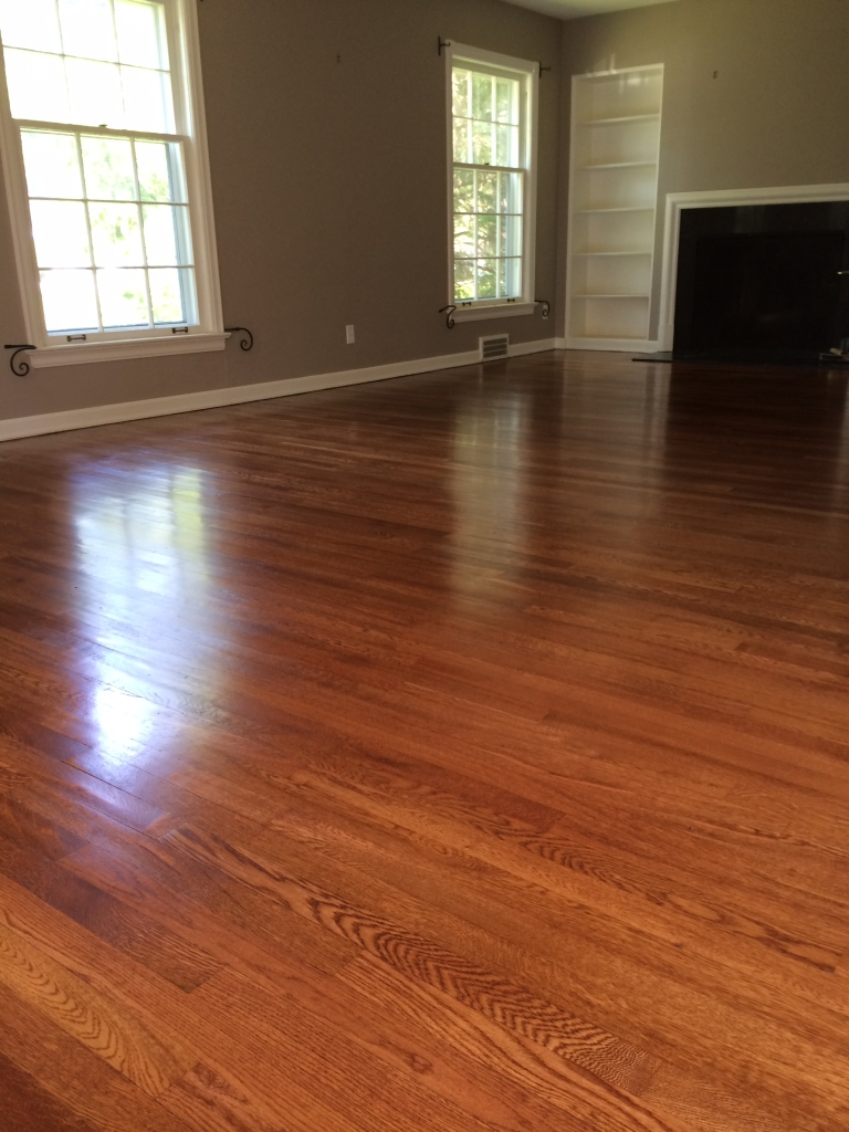 Professional wood floor installation cleveland photo for Wood floor installation near me