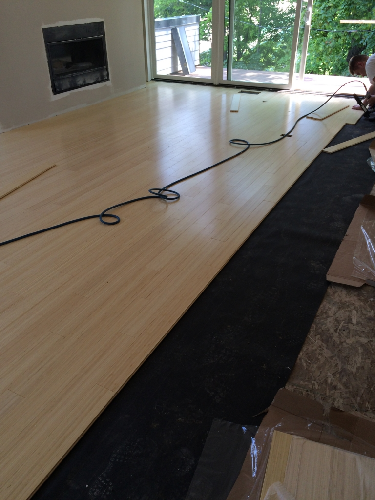 Professional Wood Floor Installation Cleveland :: Photo Gallery